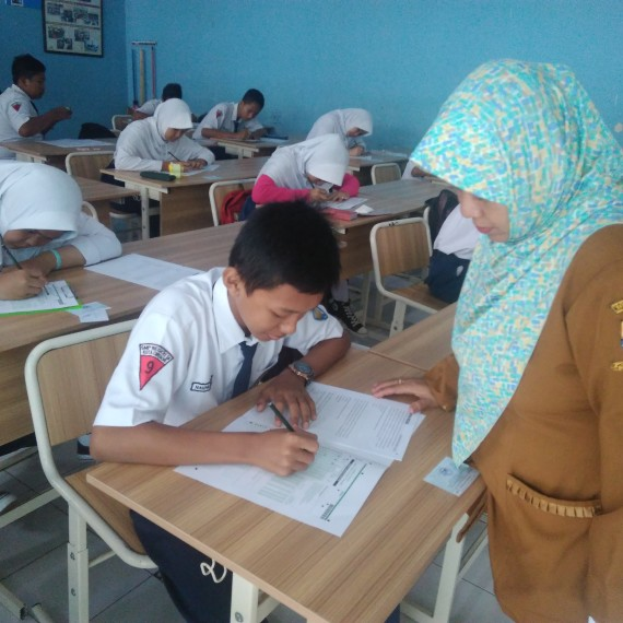 TRY OUT TAHAP 1
